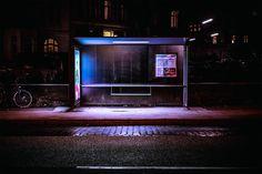 Mesmerizing Shots of Hamburg Streets at Night – Fubiz Media