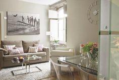Jurnal de design interior -  Amenajarea unui apartament tip vagon