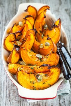 Butternut rôtie au four - Marie Claire Veggie Recipes, Healthy Recipes, Healthy Food, Best Dinner Recipes, Winter Food, Cravings, Meal Prep, Marie Claire, Food And Drink