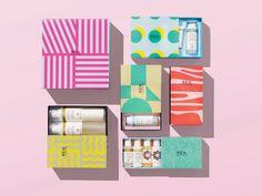 Kangan Agora for REN Skincare Christmas Package — The Dieline - Branding & Packaging Design