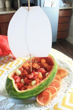 melón velero