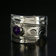 Sterling Silver Northwest American Indian Wrap by artfromabove, $180.00