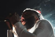 Young Fathers @ Music Hall of Williamsburg NYC 02/04/16