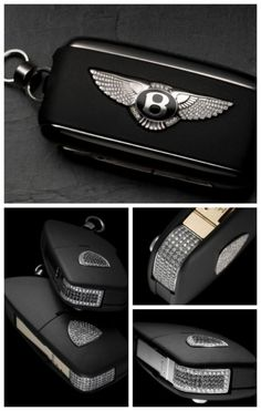 Come and drool over the top 10 most expensive car keys. You won't quite believe your eyes... #spon #luxury