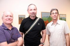 Lorenzo Mammì, Paulo Pasta e João Bandeira