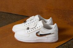 나이키 에어 포스 1 af100 컬렉션 추가 사진 nike air force 1 collection detailed pictures acronym don c virgil abloh off white 2017
