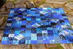 Quilting is more fun than Housework...: Scrap-A-Palooza