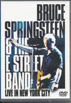 Bruce Springsteen And The E Street Band- Live In New York City  2001