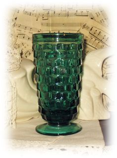 Antique drinking Glassware | Vintage Drinking Glasses~