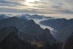 Autumn climbing in Valais / Ascension automnale en Valais #montagnealternative