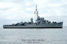 escort albany museum ny historical destroyer