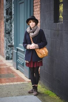 Style Stalking! 14 Rad Winter Looks From Hayes To The Haight!