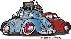 Resultado de imagem para desenhos e caricaturas de carros