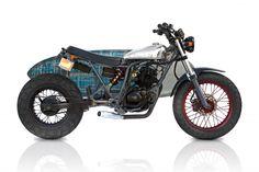 another DEUS surf bike TW200.. Yamaha Blaster