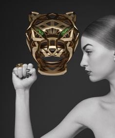 Cartier Celebrates 100 Years of the Panthère | Alain.R.Truong