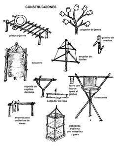 Resultado de imagen de camp gadgets for scouts pdf