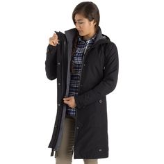 Chamelia 2 in 1 Jacket: While others struggle with the weather, wind and wet, you're protected, temperate, and happy as any urban commuter could be. Mountain Equipment, Rain Coats, Shop Usa, 2 In, Jackets For Women, Bomber Jacket, Spring Summer, Canada, Free Shipping