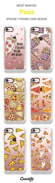 Most Popular Pizza iPhone 7 and iPhone 7 Plus case. Shop them all here >   https://www.casetify.com/artworks/qZZPGhNpIw