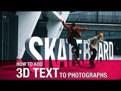 Integrating 3D Text into Images with Photoshop - CreativePro.com