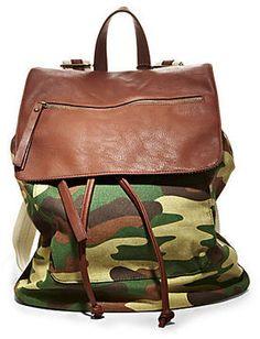6e953187821 Bposhh on shopstyle.com Leather Drawstring Bags, Leather Backpack, Trendy  Handbags, Purses