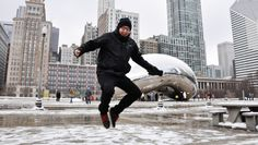 Winters in Chicago are rough. We'll admit it. But, there are plenty of reasons why Chicagoans should embrace the cold. From great outdoor activities to su Milwaukee City, My Kind Of Town, Photo Series, Outdoor Activities, Good Times, Illinois, Wisconsin, City Photo, Chicago