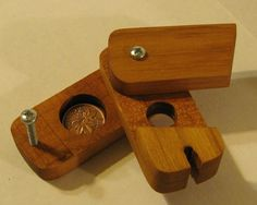 Penny Puzzle Box