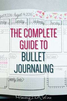 How to Start a Bullet Journal – Plus Examples to Get You Started How to Start a Bullet Journal - Bullet Journal Spreads - Bullet Journals for Beginners - The Complete Guide To Bullet Journaling - Bullet Journal Ideas and Bullet Journal Spreads by ava Bullet Journal Inspo, Bullet Journal Spreads, How To Bullet Journal, Bullet Journal For Beginners, Bullet Journals, Bullet Journal Materials, Bullet Journal Layout Daily, Bullet Journal Cleaning, Bujo