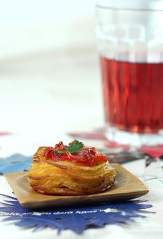 Mini Pommes Japanna: Made with Japanese sweet potatoes and Kyoto red carrots!