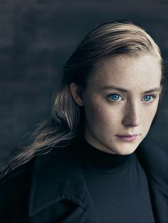 Saoirse Ronan, photographed by Paolo Roversi for The NY Times T Style magazine, winter 2013
