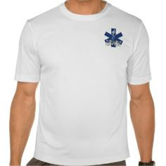 Paramedic T-Shirts and Hoodies Personalized
