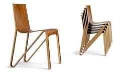 Machen die Schweden nicht schöne Designs? Mit diesem Designerstuhl wurde uns mal wieder bewiesen, wie schön das schwedische Produktdesign sein kann. Wenn man an schwedisches Möbeldesign denkt fällt den meisten Menschen wahrscheinlich direkt IKEA ein, aber nicht nur die schönen und oft sehr praktisc