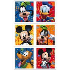 Hallmark 221691 Disney Mickey Fun and Friends Sticker Sheets #Disney