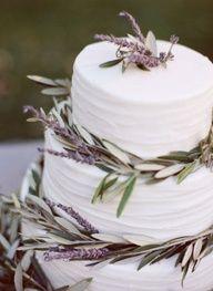 lavender cake #celebstylewed