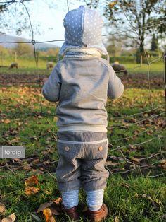 ☼ Breitcord Pumphose mit Taschen ☼ von fördig auf DaWanda.com