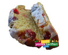 Mevsim Meyveli Kek Tarifi, Kek Tarifleri, Meyveli Kek Yapılışı http://www.renkliyemektarifleri.com.tr/mevsim-meyveli-kek/