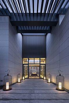 Nanjing Mandarin Palace - Entry - iF WORLD DESIGN GUIDE