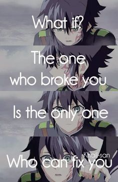 Anime: Owari no seraph