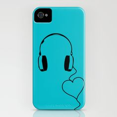 Love of Music iPhone cover case Cool Iphone Cases, Cool Cases, Diy Phone Case, Cute Phone Cases, 5s Cases, Iphone 4s, Phone Lockscreen, Phone Organization, Iphone Accessories