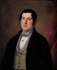 File:Antonio María Esquivel - Portrait of a Gentleman - Google Art Project.jpg