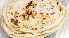 Ricetta base della piadina | Pan per focaccia
