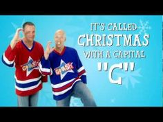 Go Fish - Christmas With A Capital C - YouTube