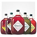 TABASCO®: since 1868, this Louisiana based brand has become the international name for hot sauce, while staying true to its core values. With its family of seven flavors, lots of interesting co-branded products and gallon-jug packaging (wow), Tabasco is legendary.
