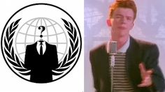 Today, as promised, members of the Anonymous operations #OpParis and #OpISIS are starting to mass-rickroll ISIS-affiliated Twitter hashtags.
