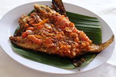 Bilenthango Tempat Wisata Kuliner Enak dan Unik Khas Gorontalo - Kuliner Gorontalo