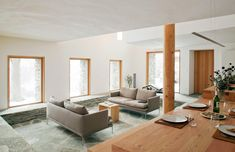 Gallery - Restructuration of a Farm in the French Alps / Pierre-Doucerain - 4