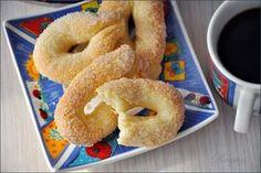 Печенье «Торчетти» от Марины lacucina. Хрустящие печенья, они ассоциируются у меня с нашими сушками, только не такие жесткие, и сладковатые...с кофе самое…