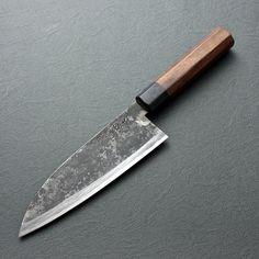 """Takeda TAKEDA AOGAMI SUPER DEBA - 180MM (7.1"""") Butchery Knife $330.00"""