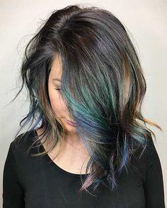 17-Hair Color for Short Hair 2017