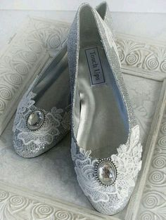 Cindererella's day shoes
