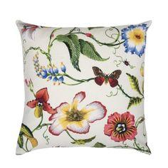 Botanical Garden Pillow | Janet Kain for the Home